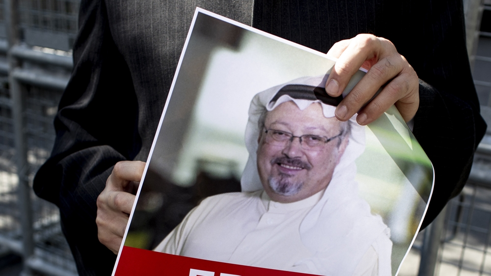 Saudi Crown Prince denies ordering journalist Khashoggi's murder