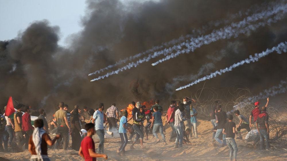 Rocket fired into Israel from Gaza: Israeli army thumbnail
