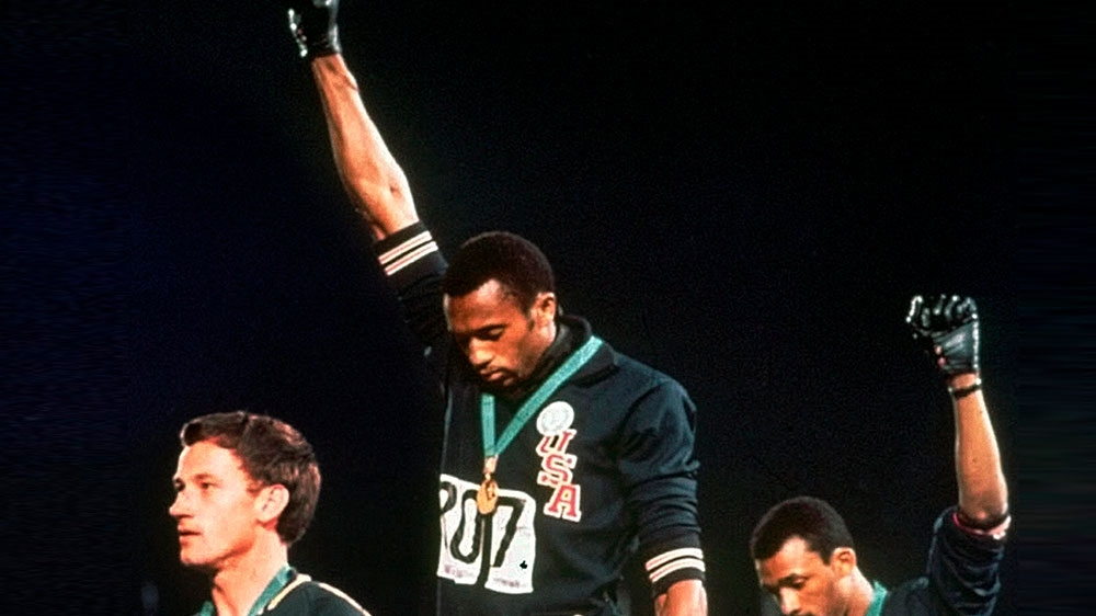 The Smith-Carlos Black Power salute: Once vilified, now praised thumbnail