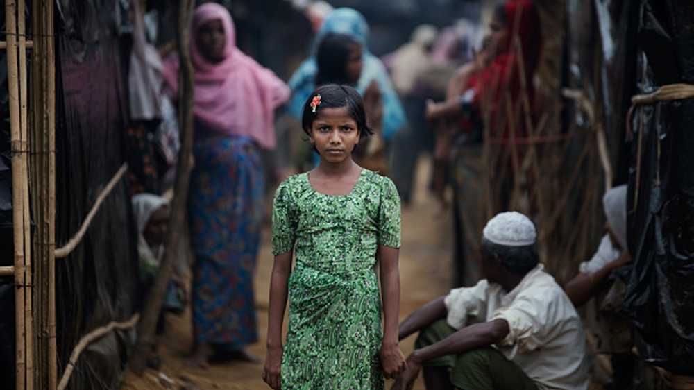 Rohingya refugee girls sold into forced labour in Bangladesh: UN