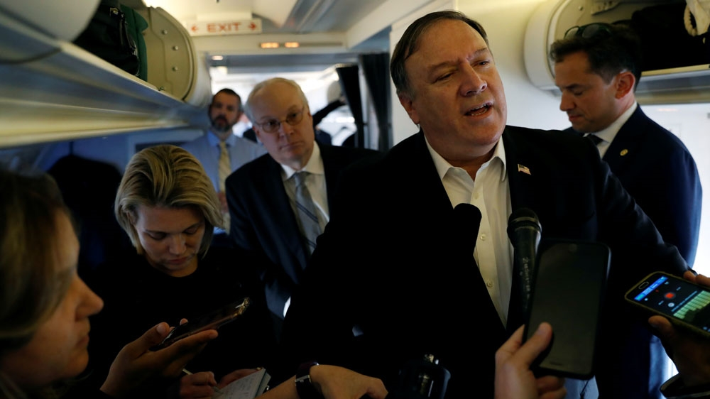 Pompeo suggests US may lift Turkey sanctions linked to pastor thumbnail