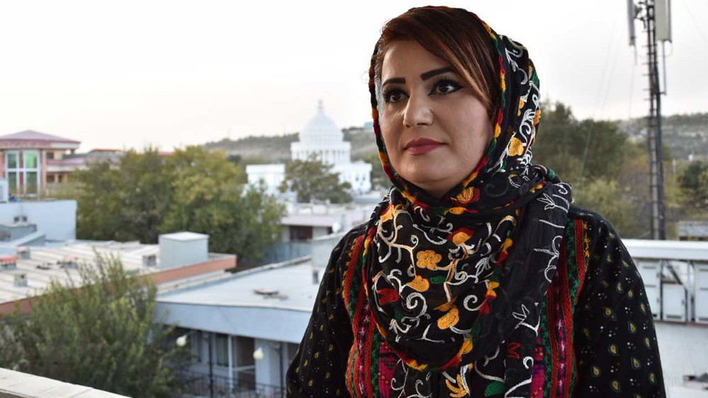 It is time': Afghanistan's female candidates promise change