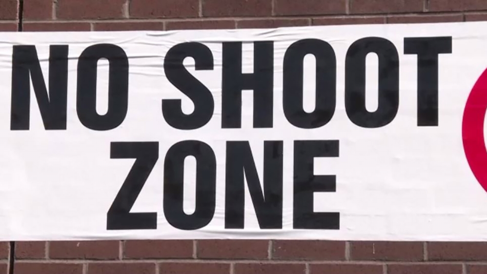 How a rapper set up No Shoot Zones to stop Baltimore's