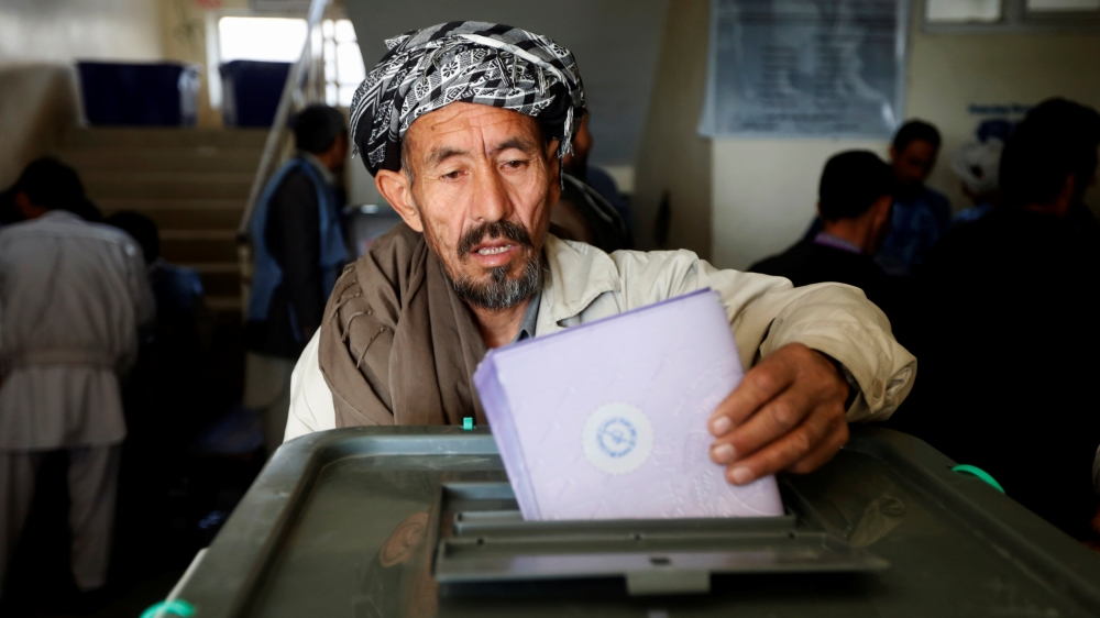 Poll close in Afghanistan's long-delayed parliamentary elections