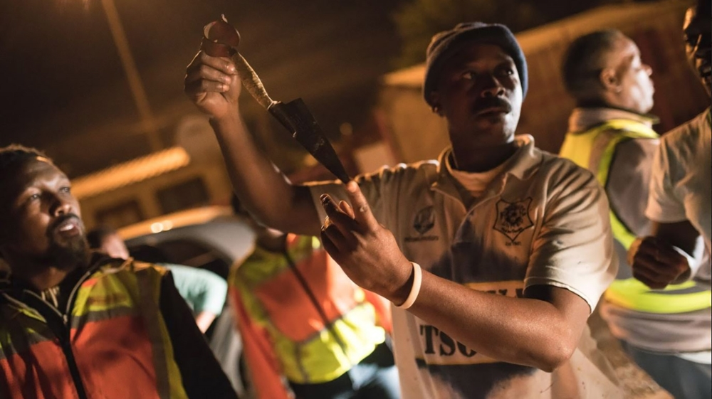 On night patrol with a South African vigilante group | Crime | Al