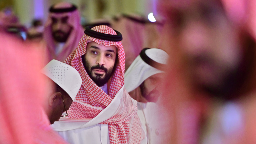 Saudi crown prince deplores 'repulsive' Khashoggi murder in first comments