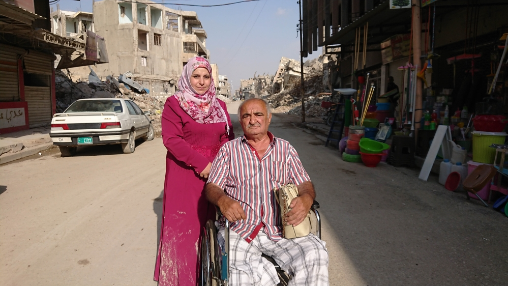 Mosul residents: 'We were the masters of the world' thumbnail