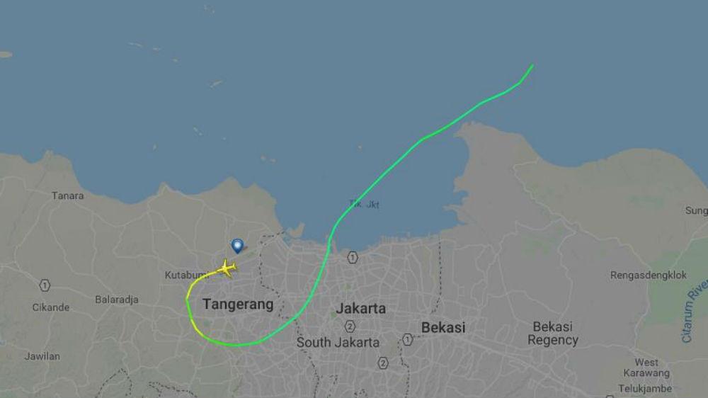 Indonesia: 'No survivors' after Lion Air flight crashes into
