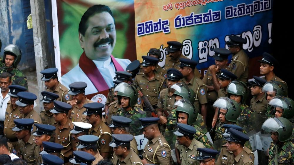 Hardline local group linked to deadly Sri Lanka attacks
