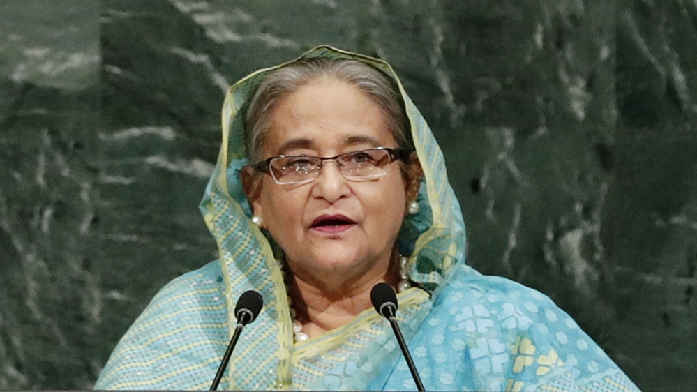 Bangladesh: A secular icon seeks to bring down PM Hasina