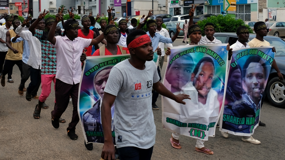 Shia group says Nigeria security forces killed scores in ...