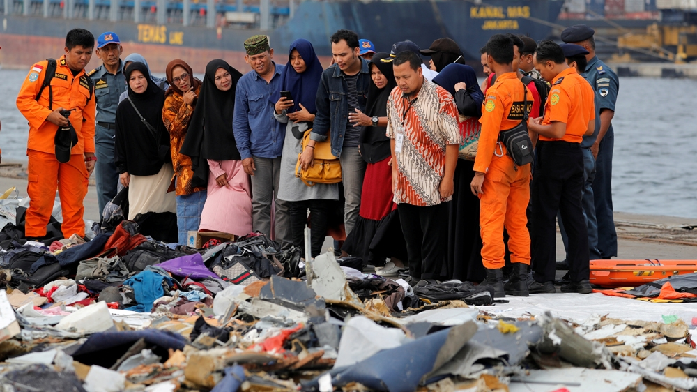 More families of Indonesia's Lion Air crash victims sue Boeing