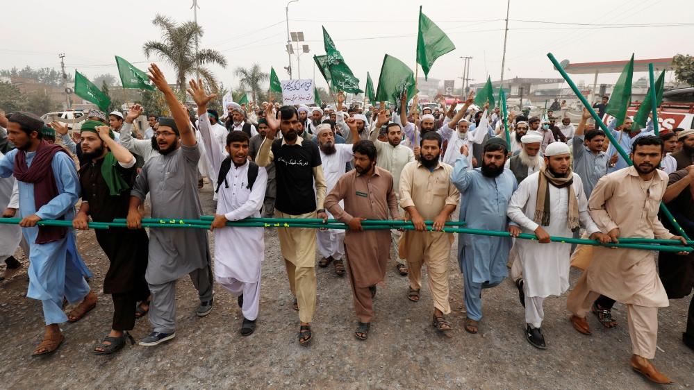 Pakistan clears Christian woman in landmark blasphemy case