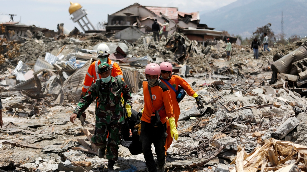 Indonesia quakes a 'wake-up call' on buildings' shaky foundations ...