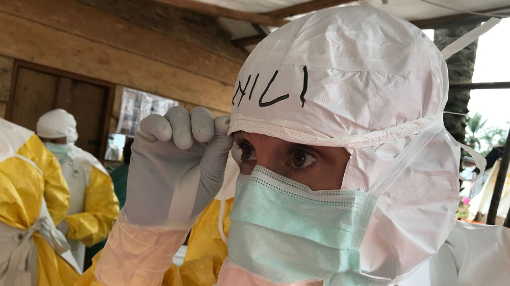 DRC says Ebola outbreak worst in country's recorded history thumbnail