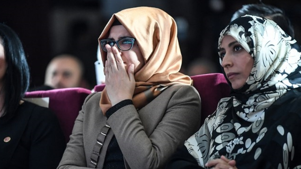 Khashoggi killing: Demand for justice at Istanbul memorial thumbnail
