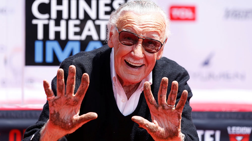 Excelsior: Hollywood Reacts to Stan Lee Death