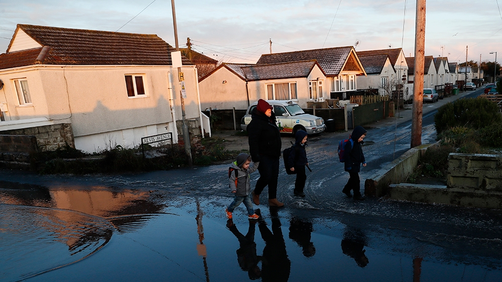 Once a thriving UK coastal town, Jaywick is now a picture of neglect thumbnail