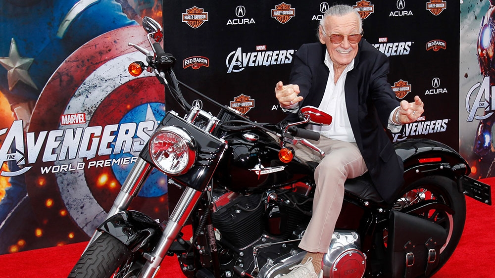 Celebrities offer thanks, condolences in death of Stan Lee