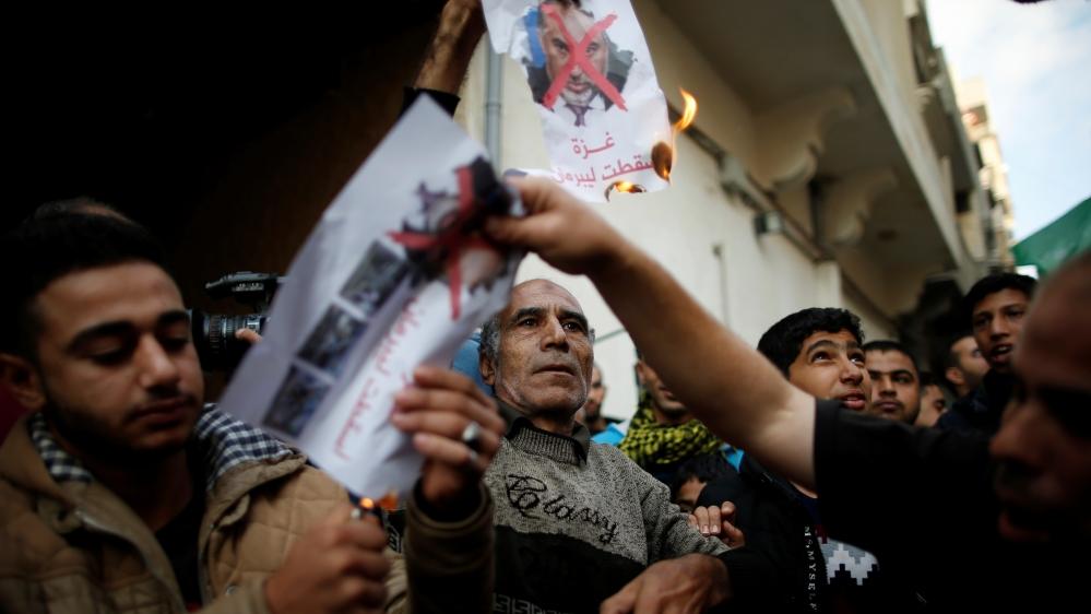 Hamas celebrates Lieberman resignation as 'political victory'