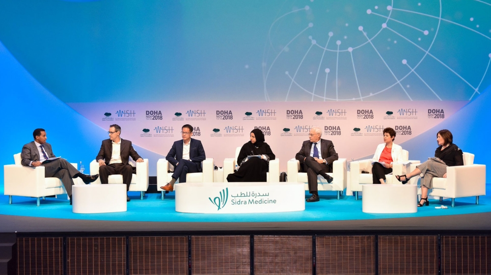 Qatar's WISH summit tackles 'human-centred' healthcare redesign