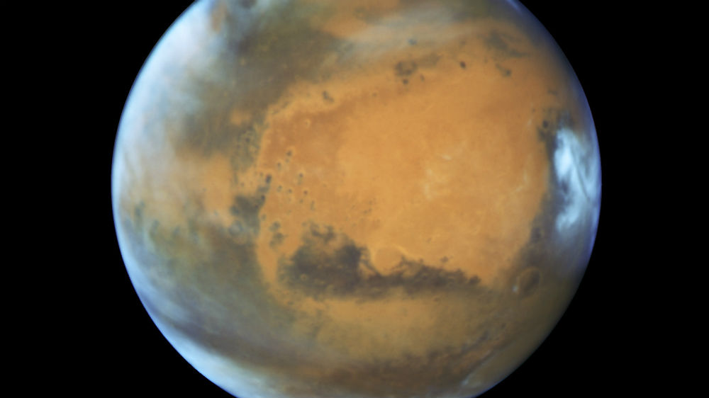 NASA predicts people on Mars within 25 years
