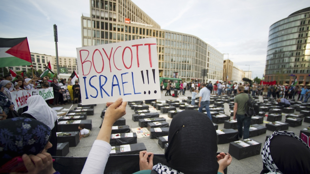 Israel's $72m 'war chest' to fight BDS arrives in Europe