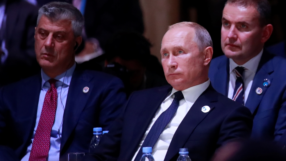 The Kosovo quandary is a win for Russia