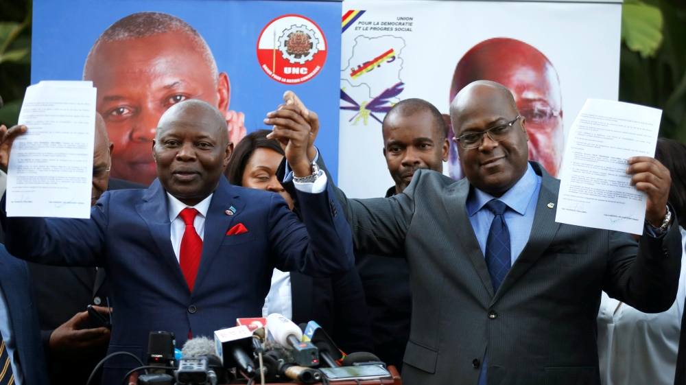 DRC elections: The hopefuls, the promises and the ghost of Kabila