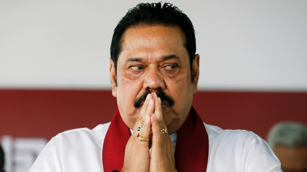 Sri Lanka parliament Speaker refuses to recognise Rajapaksa as PM thumbnail