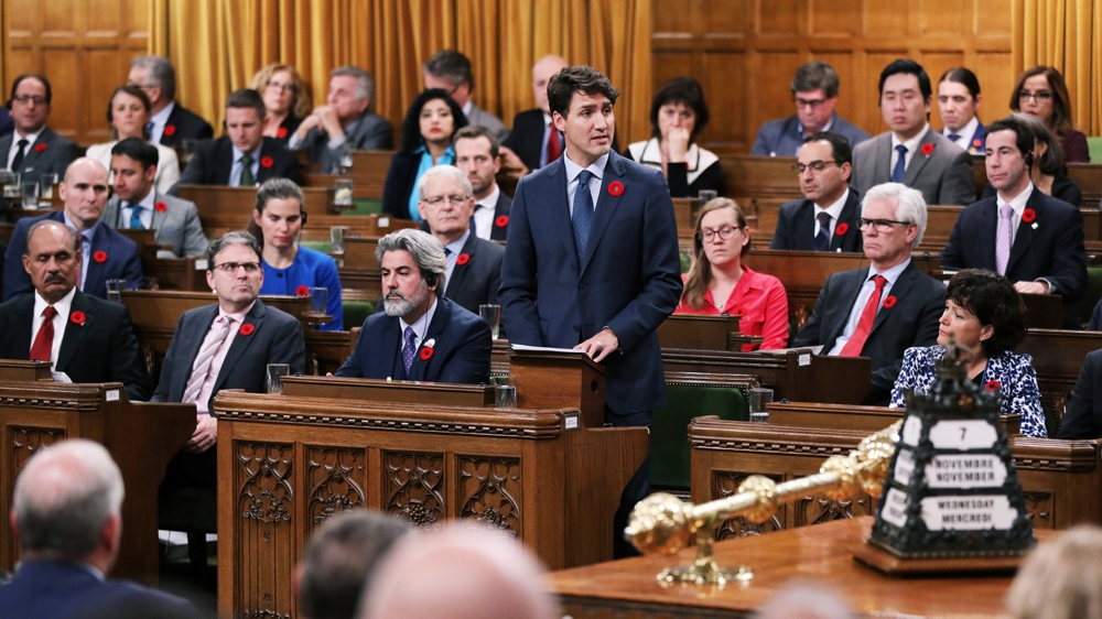 Trudeau 'sorry' for Canada turning away Jewish refugees in 1939