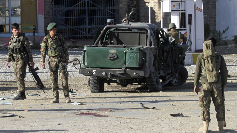 Afghan forces killed as Taliban continues deadly attacks thumbnail