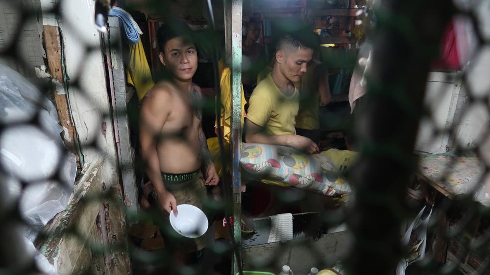 Locked up: Inside Manila City Jail