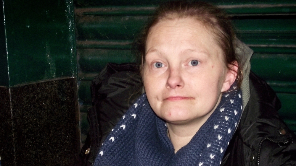 Abused, harassed, rejected: Glasgow's homeless women