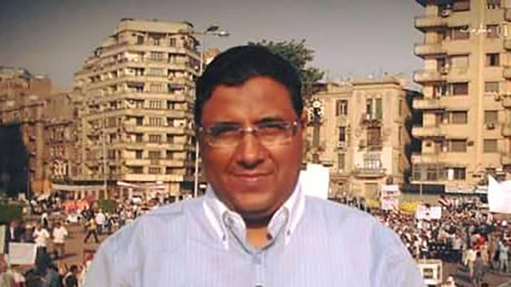 MAHMOUD HUSSEIN EGYPT