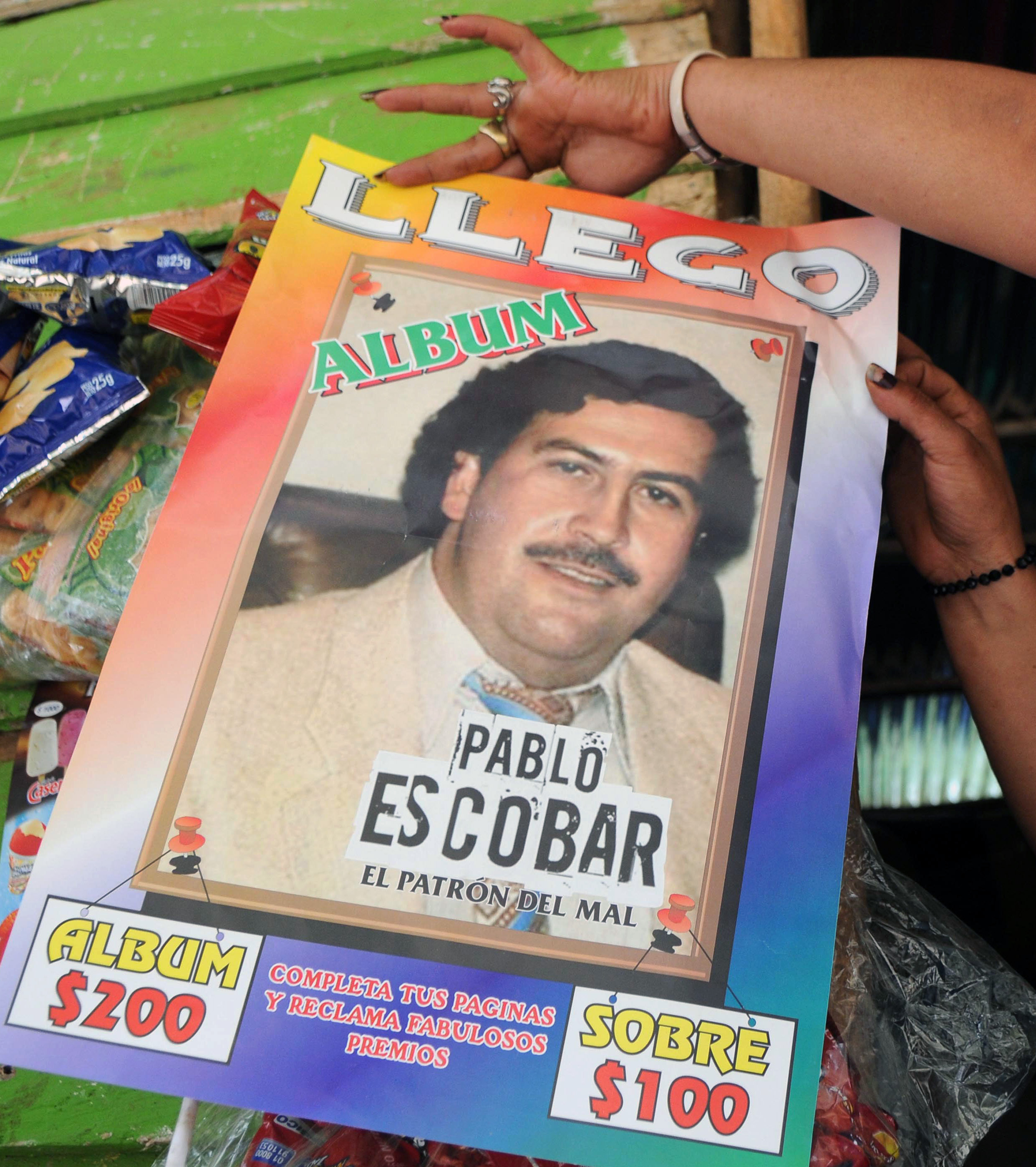 Pablo Escobar's Legacy 25 Years On: Tributes And Disgust