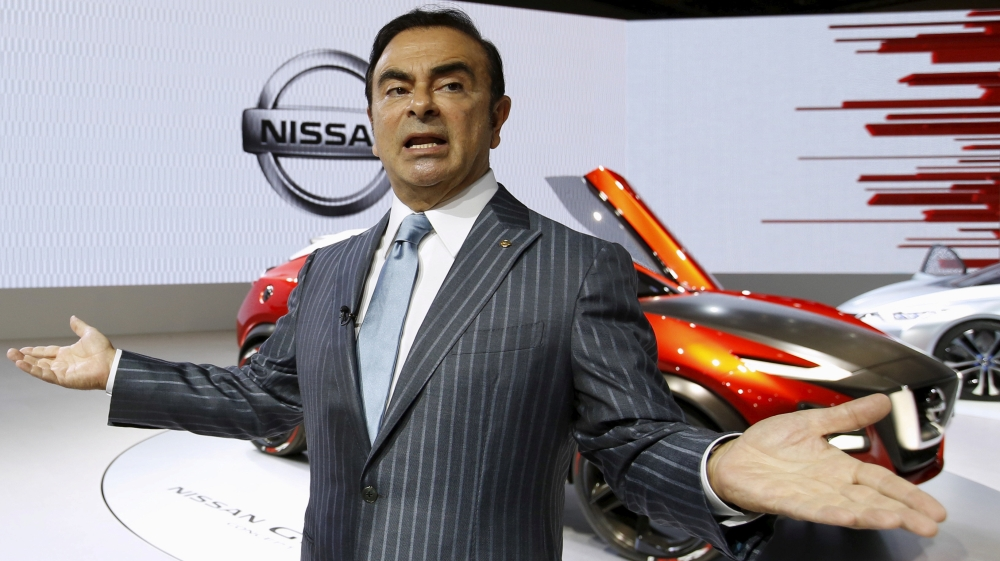 Carlos Ghosn granted bail