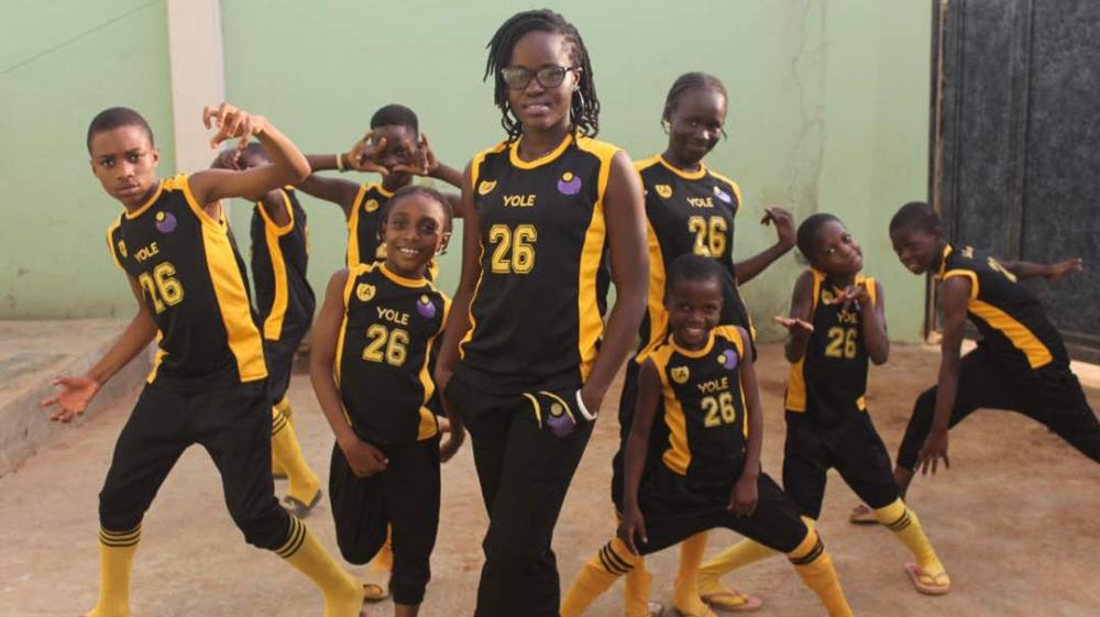 Using dance to get Nigeria's street kids back in school thumbnail