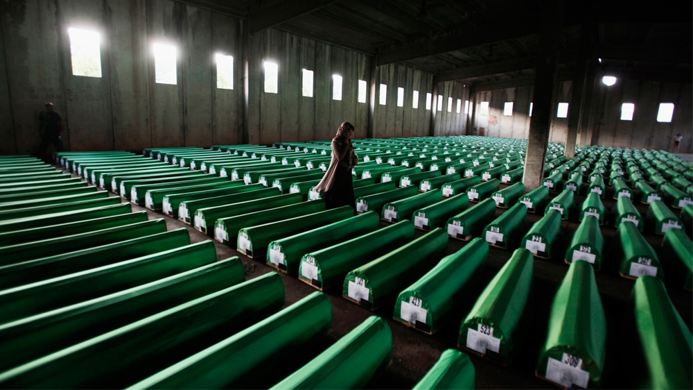 Canadians launch petition to ban Srebrenica genocide denial thumbnail