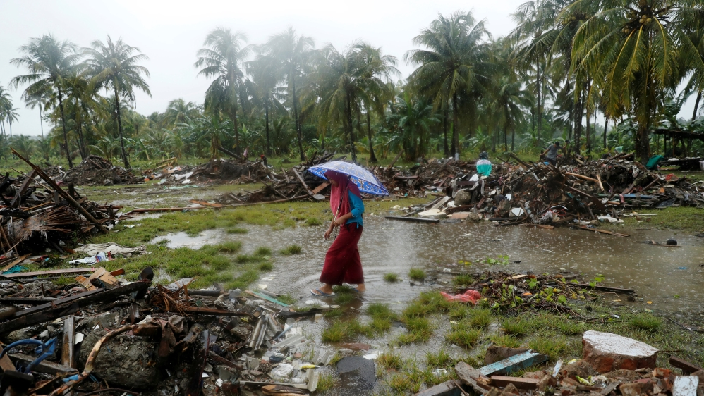 Indonesia Tsunami: Flights rerouted to avoid danger