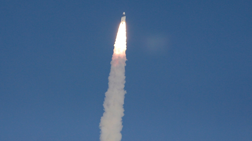 India shoots down satellite, joining space 'super league