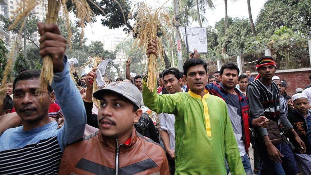 Bangladesh: Polls close in election marred by violence   Bangladesh