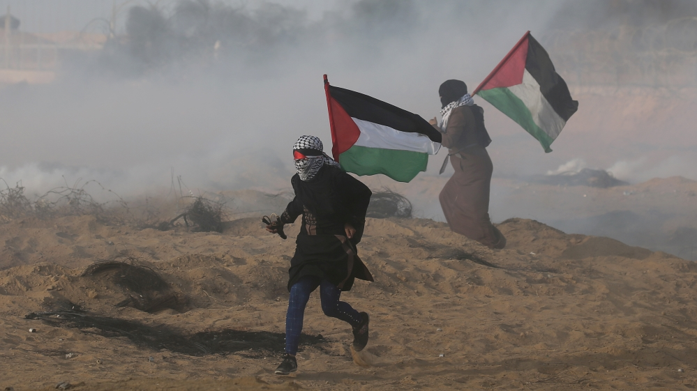 Patriarchy in Palestine