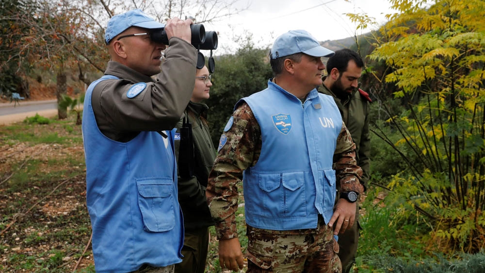 UN troops confirm tunnel on the border between Lebanon and Israel Israel News
