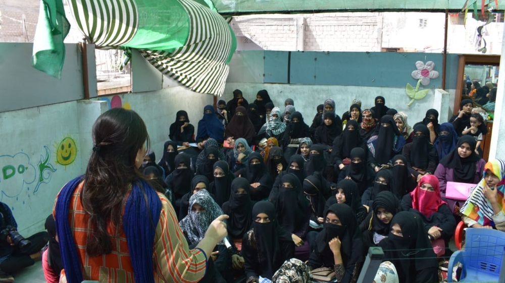 A cafe giving hope to women in Pakistan's Lyari | News | Al