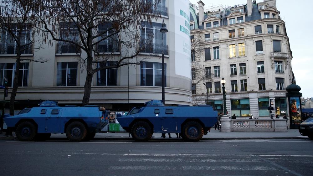 Francia se prepara para protestas masivas de 'chaleco amarillo' | Noticias de Macron
