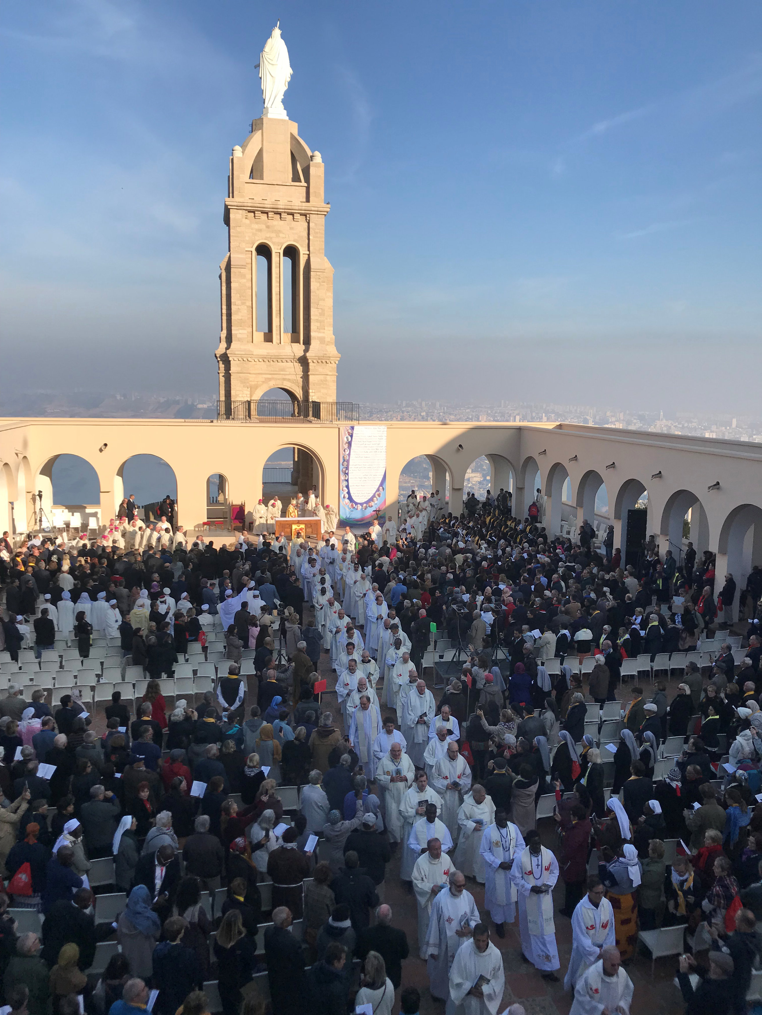 Catholic Monks Beatified In Algeria First In A Muslim Nation News