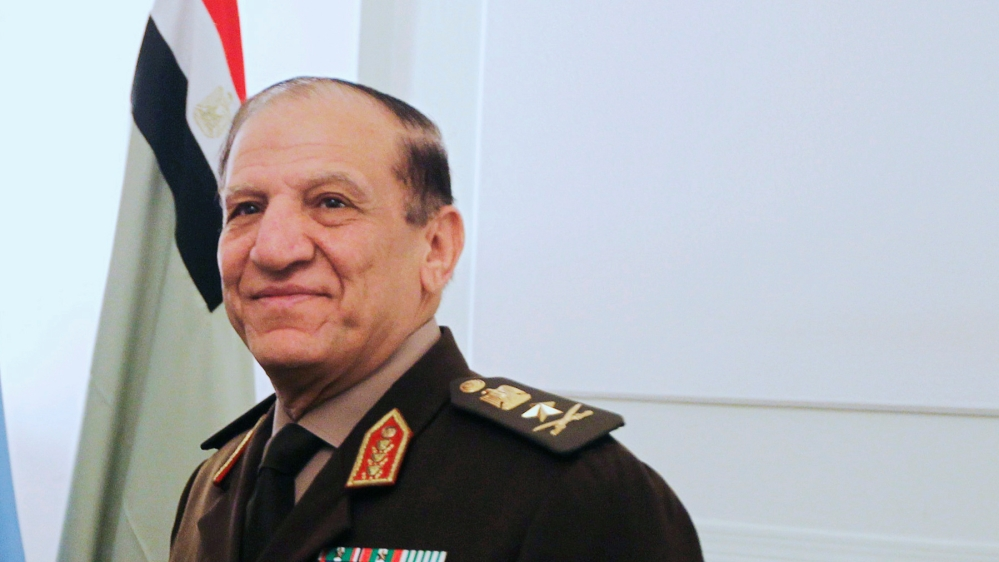 Egypt to probe ex-army chief and aide over secret files