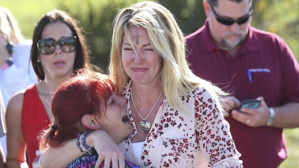'Numerous' people killed in US school shooting