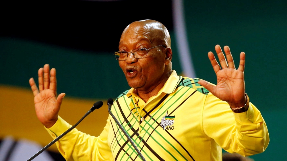 Ex-South Africa leader Jacob Zuma to face corruption charges
